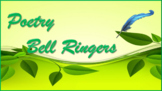 Middle and High School Poetry Bell Ringers