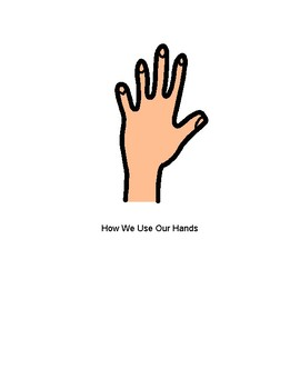 Middle finger social story