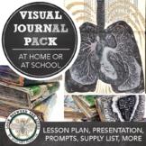 Middle School Art, High School Art Distance Learning Proje