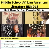 Middle School African American Literature Unit Curriculum