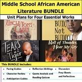 Middle School African American Literature Unit Curriculum