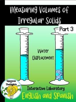 Midiendo Volúmenes de Sólidos Irregulares: Laboratorio Interactivo (Volume Lab)