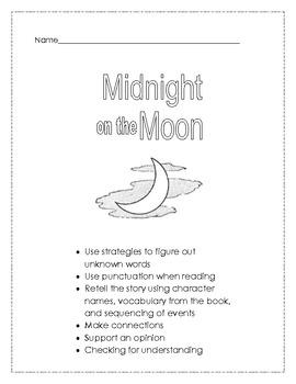 Midnight On The Moon Book Study
