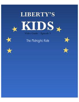 Midnight Ride - Liberty's Kids