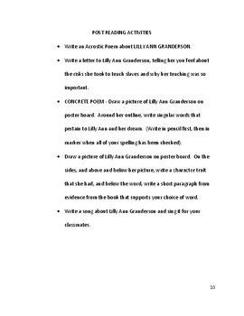 Midnight Teacher - Guided Reading