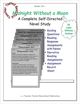 Midnight Without a Moon: A Complete Novel Study