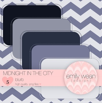 Midnight in the City - Blurb FREEBIE