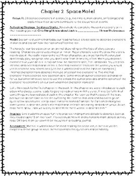Midnight on the Moon Comprehension Questions and Lesson Plans