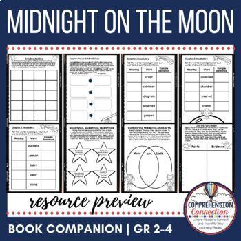 Midnight on the Moon Novel Unit