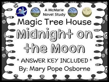 Midnight on the Moon : Magic Tree House #8 (Osborne) Novel