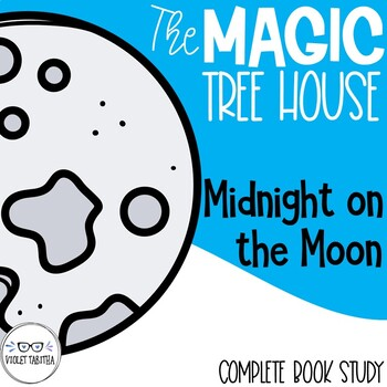 Midnight on the Moon Guided Reading Magic Tree House Unit
