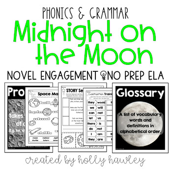Midnight on the Moon NO PREP (ELA)