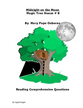 Midnight on the Moon Reading Comprehension Questions
