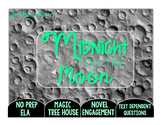 Midnight on the Moon: Text Dependent Questions