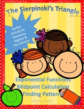 Midpoint; Exponential Functions, Mathematical Patterns & More!