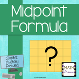 Midpoint Formula Digital Mystery Picture!