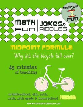 Midpoint Formula FUNsheet