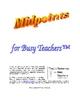 Midpoint Formula for Busy Teachers