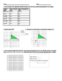 Midpoint, Slope, Distance, Parallel and Perpendicular Lines; Geometry Practice