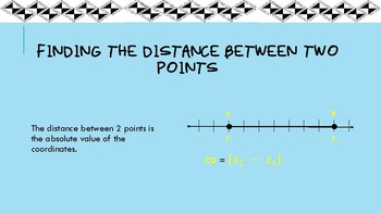 Midpoint and Fractional Distances Notes