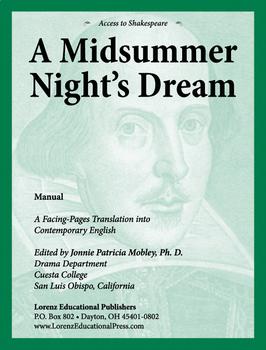 Midsummer Night's Dream Manual