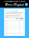 William Shakespeare - Midsummer Night's Dream Theme Playlist
