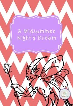 Midsummer Night's Dream Unit