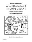 Midsummer Night's Dream - Adapted Scene
