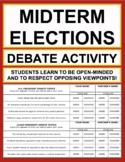 Midterm Elections Debate Topics