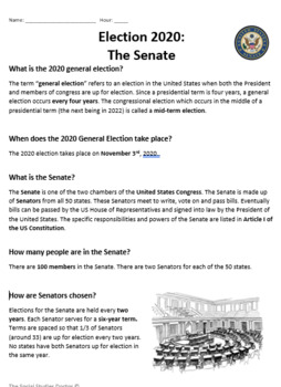 Midterm Elections 2018: The Senate