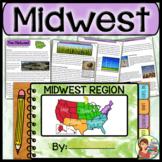 US Regions: Midwest Region