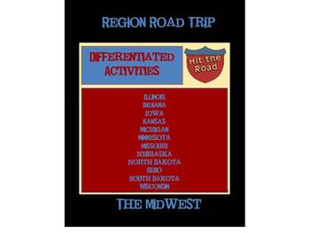 Midwest Region Differentiated States Activities