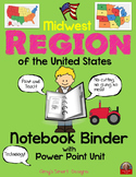 Midwest Region PowerPoint and Student Notebook Pages