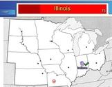 Midwest Region SMART board Game