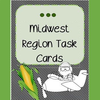 Midwest Region Task Cards