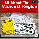 Midwest Region Unit {1 of 5 US Regions}