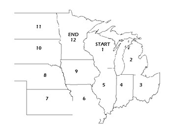 Midwest Review Game