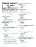 Midwife's Apprentice Unit Final Exam Form B KEY