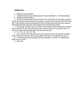 Midyear Math Assessment
