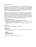 Midyear or Final Exam Research Project - le Monde francophone