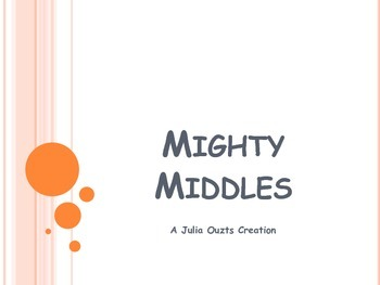 Might Middles PowerPoint