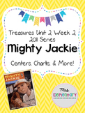 Mighty Jackie Centers and Charts