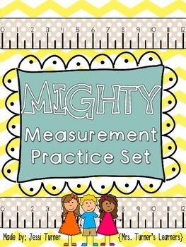 Mighty MEASUREMENT PRACTICE SET