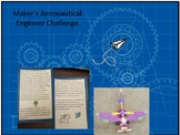 Mighty Maker's Airplane  Challenge Set