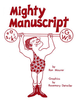 Mighty Manuscript - Fun Handwriting Exercises