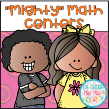 Mighty Math Centers...Operations and Algebraic Thinking