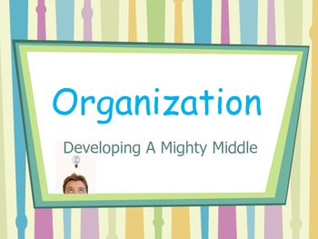 Mighty Middles Powerpoint