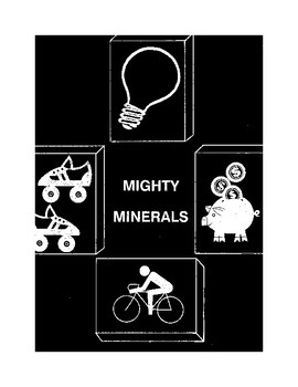 Science Minerals in Everday Life -  Fourth Grade  - High School