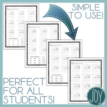 Mighty Multiplication eBook - 2 x 1, 2 x 2, etc.
