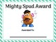 Mighty Spud Awards